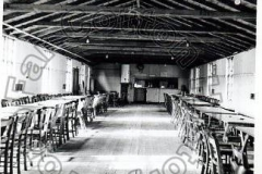 Inside the original Far Cotton Working Men's Club before the 1959 fire.