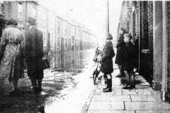 Delapre Street - 1939 Floods