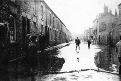 Letts Road - 1939 Floods