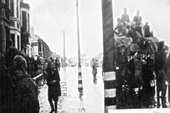 London Road - 1939 Floods