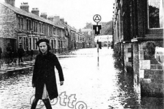 Southampton Road - 1939 Floods