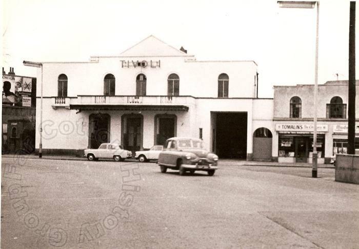 Tivoli Cinema building