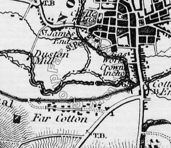 Far Cotton in 1826