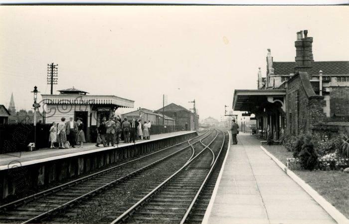 Bridge Street Station