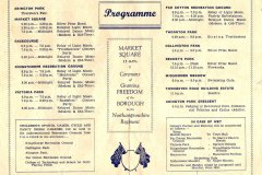Victory Day Programme