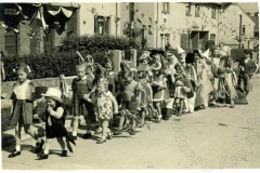 Gloucester Crescent - 1953 Coronation Celebrations