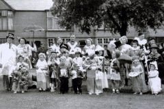 Delapre Crescent Road - 1953 Coronation Celebrations