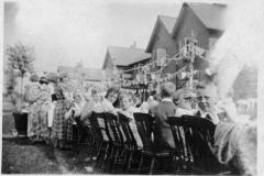 Queen Eleanor Road - 1937 Coronation Celebrations