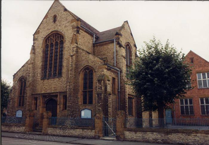 Abbey Road Baptist Church