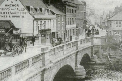 South Bridge in 1913