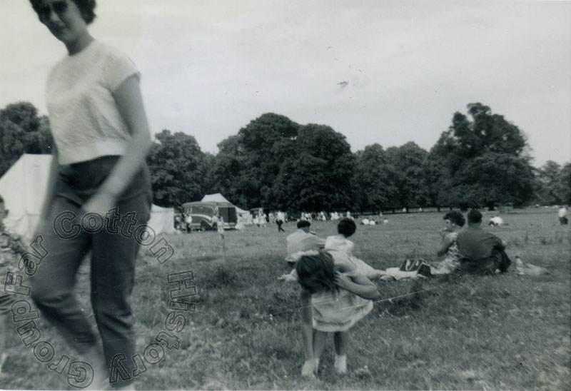 Co op fete Delapre Park 1959 - 60s Scott