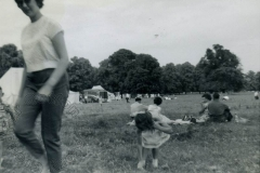 Co op fete Delapre Park 1959 - 60s Scott