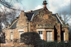 Delapre Abbey Lodge 1980s