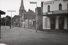 July 1965. The Tivoli Cinema building.