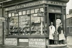 Percy Martin Hairdresser