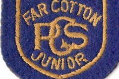 Far Cotton Junior Blazer Badge 1960s