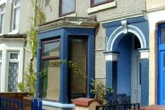 63 St Leonards Rd. Reginald Bland was born here in 1911.