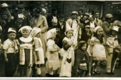 Oxford Street -  1937 Coronation Celebrations