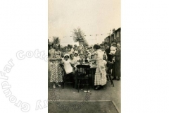 Queen Eleanor Road - 1935 Silver Jubilee Celebrations