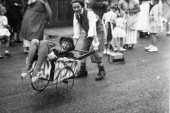 Briar Hill Road - 1953 Coronation celebrations