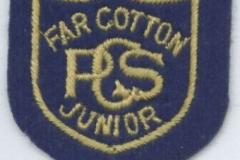 Far Cotton Junior School Badge