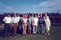 Far Cotton Working Men's Club Bowls team