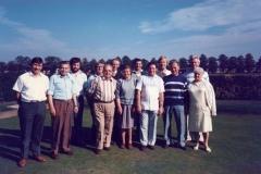 Far Cotton Working Men's Club Bowls team