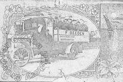 Far Cotton Working Men's Club Trip , 1910
