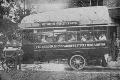 Napier Gas Bus