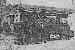1918 Bus Outing