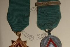 Safe Driving Medals